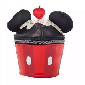 Mickey Mouse zip Coin purse small bag